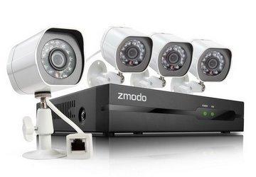 Установка видеокамер и видеорегистраторов