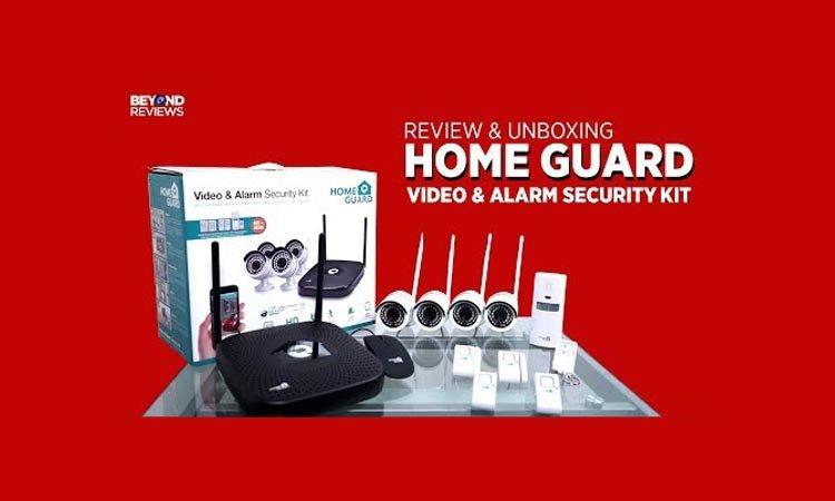 Home Guard CCTV Security Kit - программа для видеонаблюдения