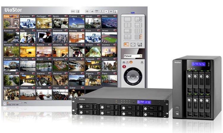 Выбираем сервер для IP видеонаблюдения