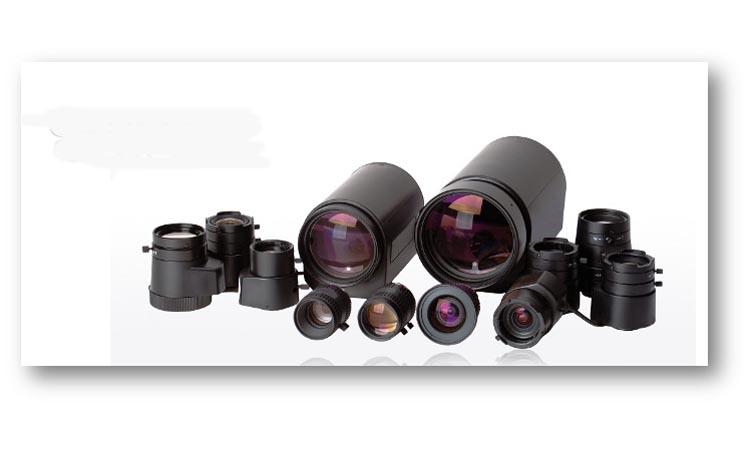 Линзы и объективы камер видеонаблюдения для формата 4К