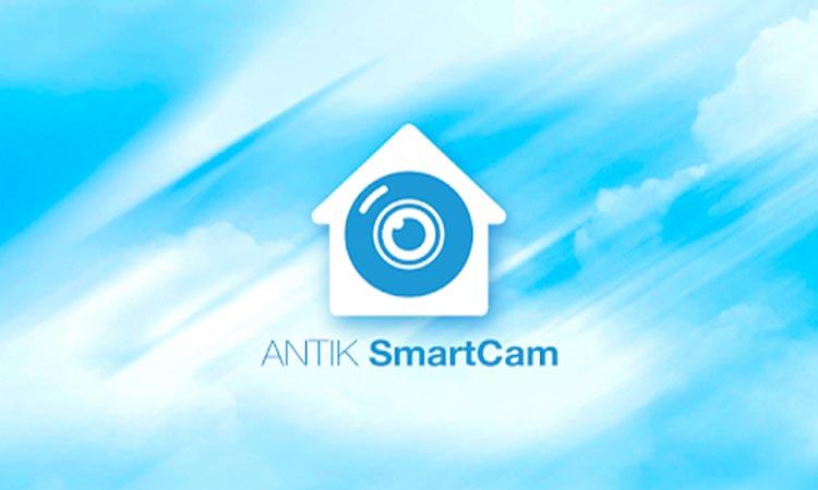 Antik SmartCam - приложение для видеонаблюдения