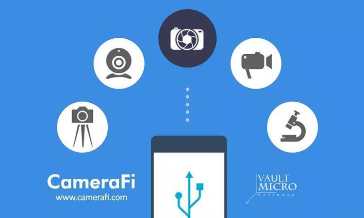 CameraFi - приложение для видеонаблюдения