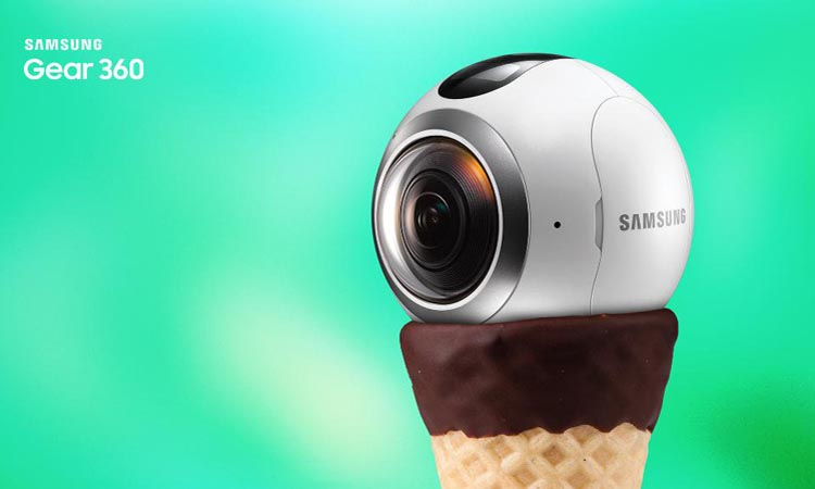 Samsung Gear 360 - приложение для видеонаблюдения. Инструкция. Скачать