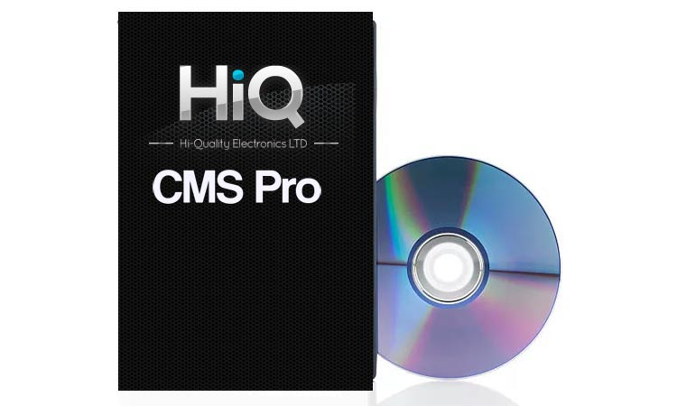 HiQ CMS PRO - программа для видеонаблюдения
