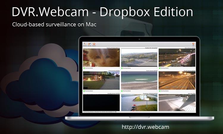 DVR.Webcam - программа для облачного видеонаблюдения. Мануал. Скачать