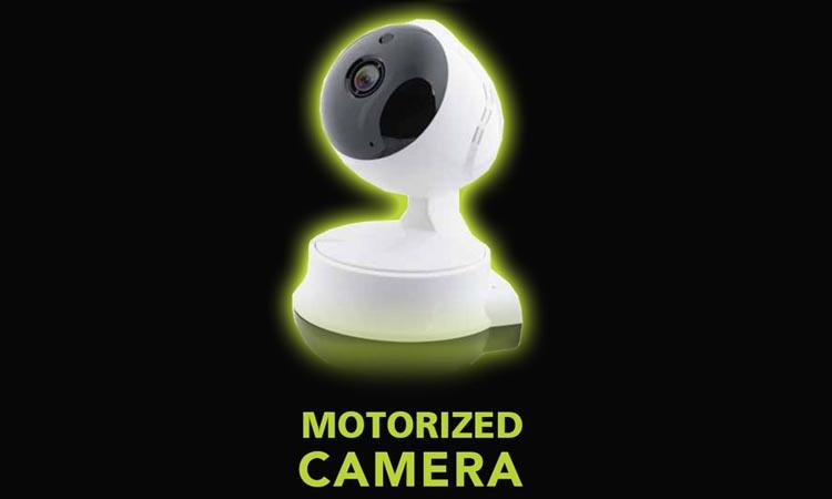 itek Motorized Camera - приложение для видеонаблюдения. Инструкция. Скачать