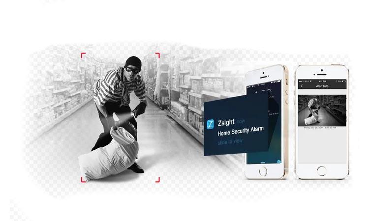 Zsight - приложение для видеонаблюдения. Инструкция. Скачать