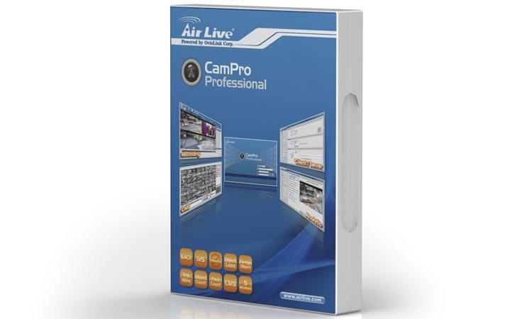 AirLive CamPro - программа для видеонаблюдения. Инструкция. Скачать