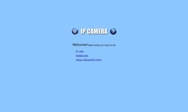 IP Camera - программа для видеонаблюдения. Инструкция. Скачать
