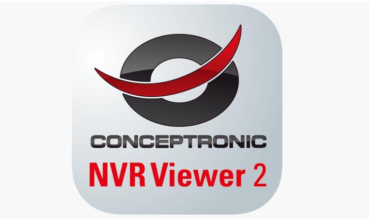 Conceptronic NVR Viewer2 - программа для видеонаблюдения. Инструкция. Скачать
