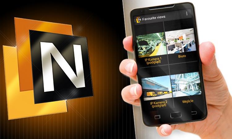 NMS Mobile - приложение для видеонаблюдения. Инструкция. Скачать