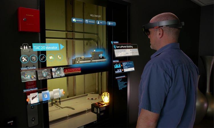 Применение технологии дополненной реальности в видеонаблюдении