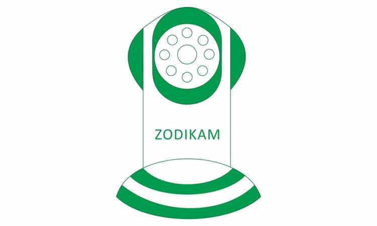 Zodikam - приложение для видеонаблюдения. Инструкция. Скачать