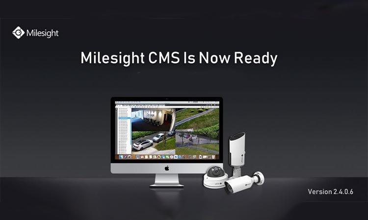 Milesight CMS - программа для видеонаблюдения. Инструкция. Скачать