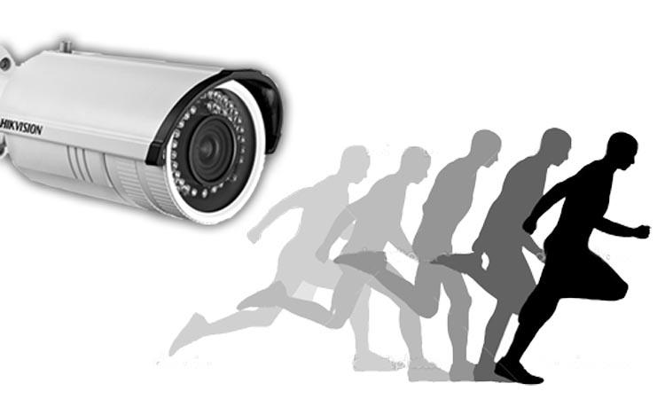 Основные методы детекции движения в видеонаблюдении