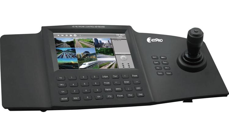 Пульты управления для PTZ видеокамер. Что нужно знать?