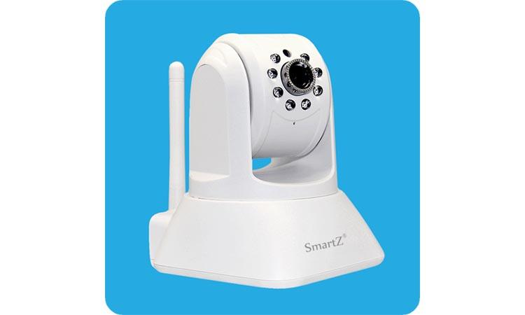 SmartZ IPS - приложение для видеонаблюдения. Видеомануал. Скачать