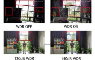 Применение технологии WDR в видеонаблюдении