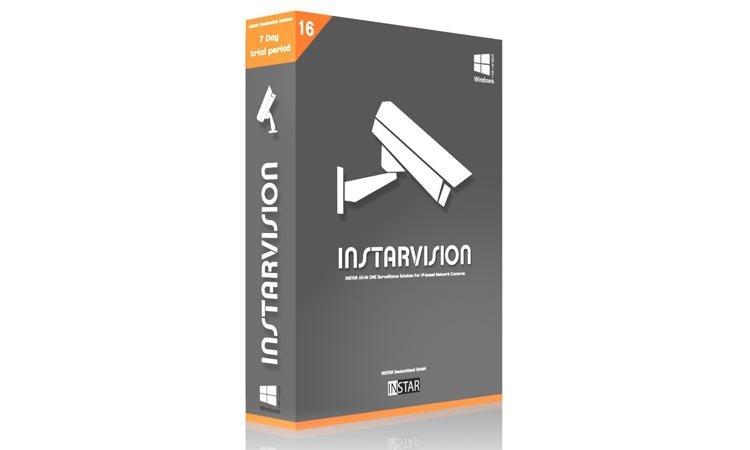 InstarVision - программа для видеонаблюдения. Инструкция. Скачать