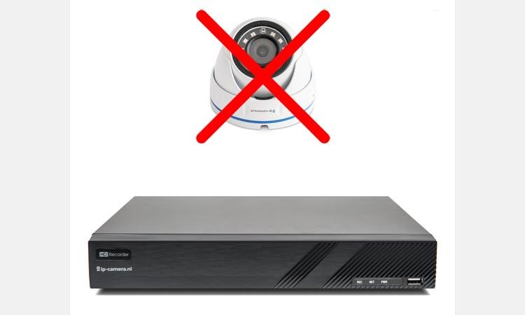 Что делать, если видеорегистратор не видит IP-камеру?