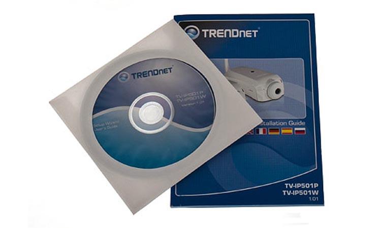 TRENDnet ProView - программа для видеонаблюдения. Инструкция. Скачать