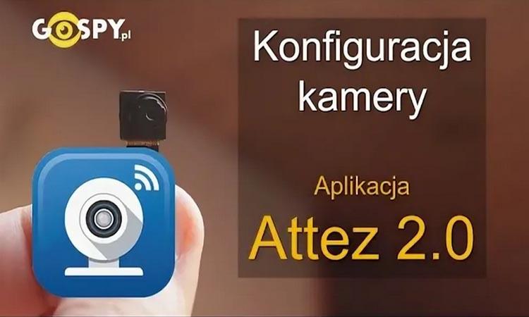 Attez 2.0 wifi cam - приложение для видеонаблюдения. Видеомануал. Скачать