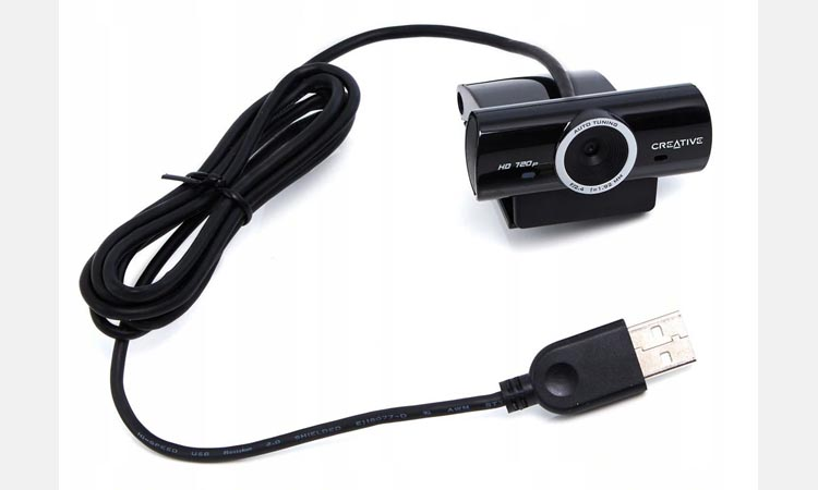 Способы подключения веб-камер
