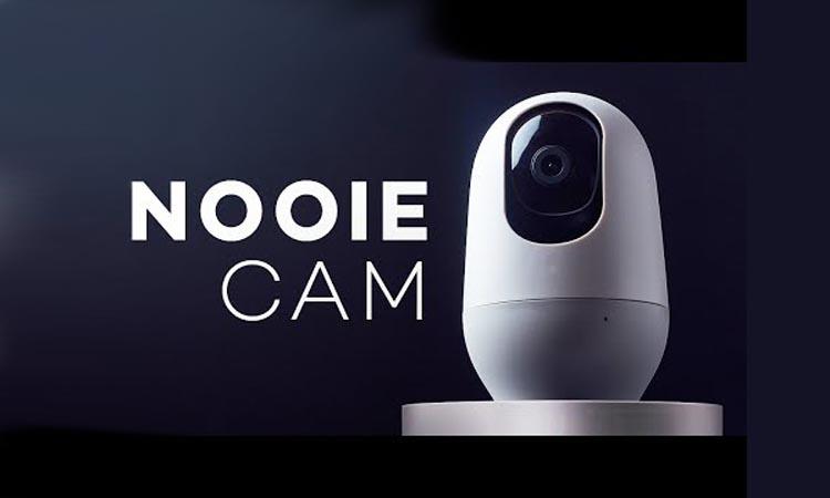 Nooie Cam - приложение для видеонаблюдения. Видеомануал. Скачать