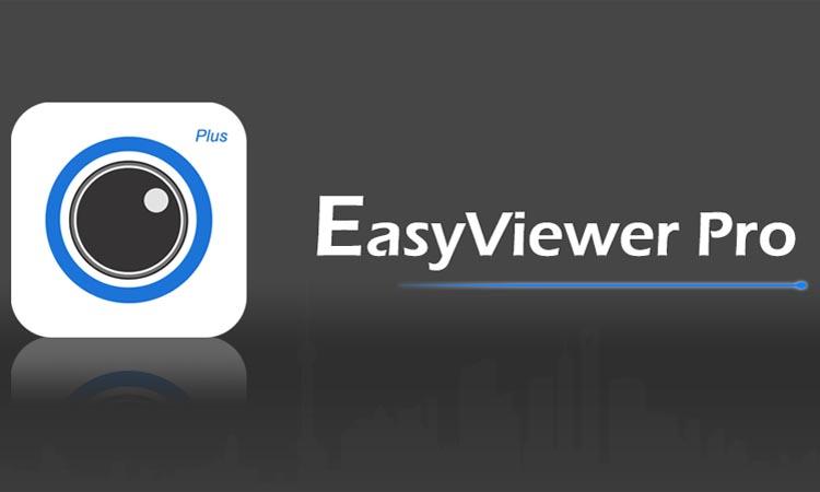 EasyViewer Pro - приложение для видеонаблюдения. Инструкция. Скачать