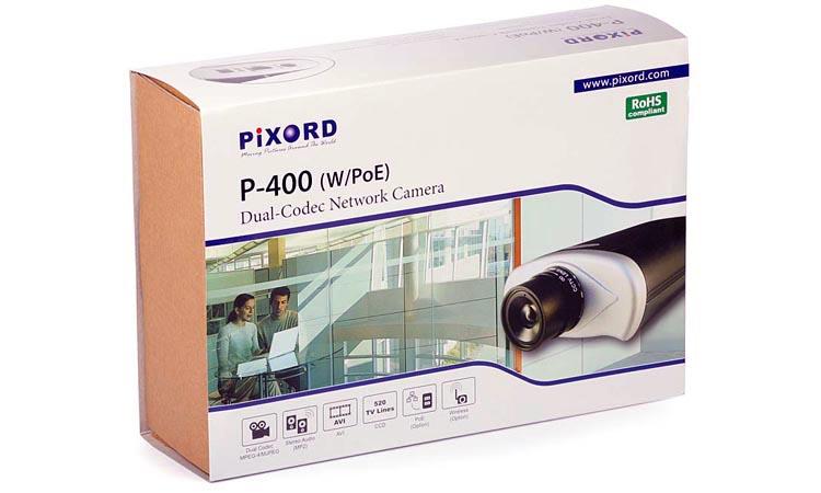 iPIXORD - программа для видеонаблюдения. Инструкция. Скачать