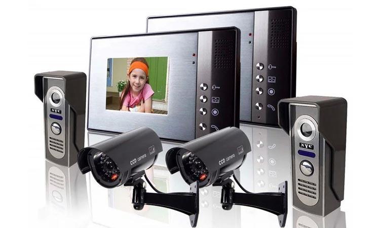 Как подключить видеодомофон к системе видеонаблюдения?