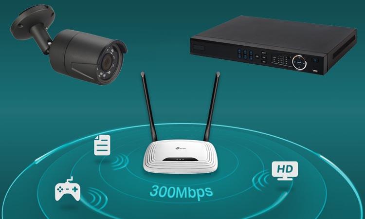 Как влияет система видеонаблюдения на скорость Интернета?