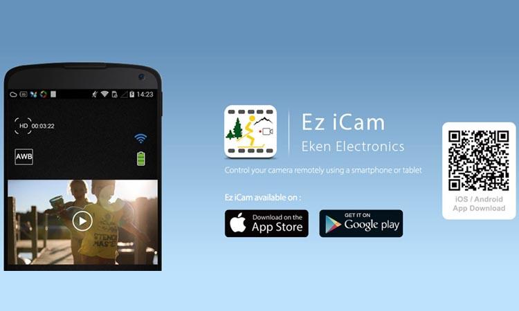 Ez iCam - приложение для видеонаблюдения. Руководство. Скачать
