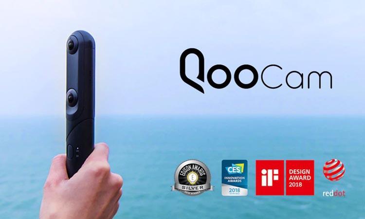 QooCam - приложение для видеонаблюдения. Руководство. Скачать