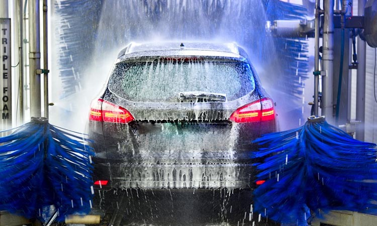 Монтаж систем видеонаблюдения на автомойках Москвы и Подмосковья