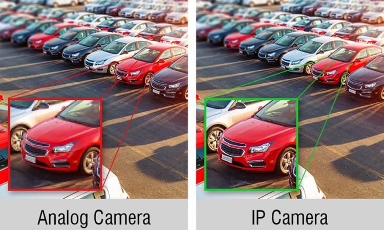 Почему IP-камеры лучше аналоговых?