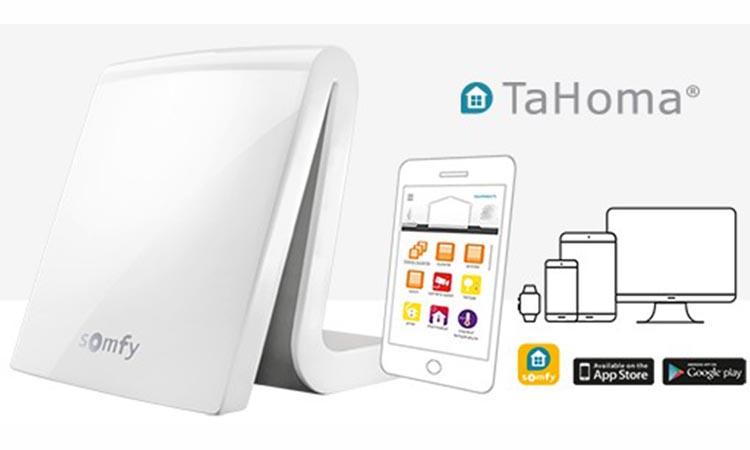 TaHoma - приложение для умного дома. Руководство. Скачать