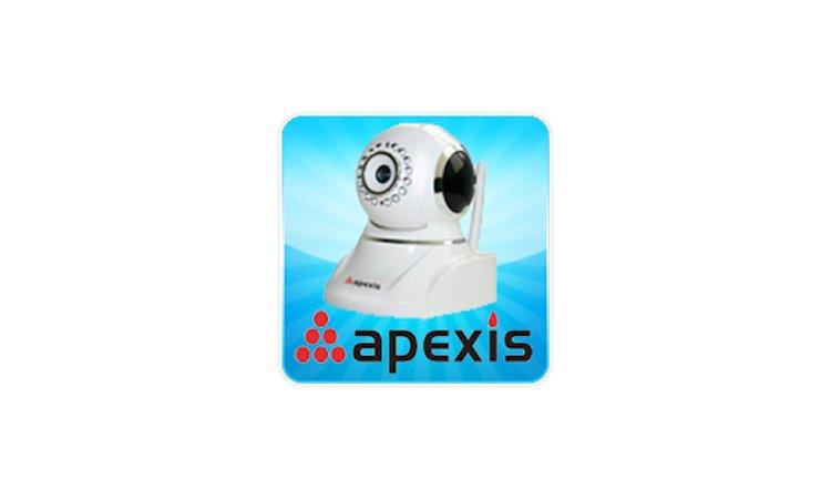IP Camera Control for Apexis - приложение для видеонаблюдения. Видеомануал. Скачать