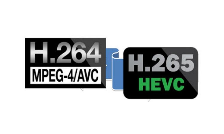 Чем открыть файлы h264 и h265?