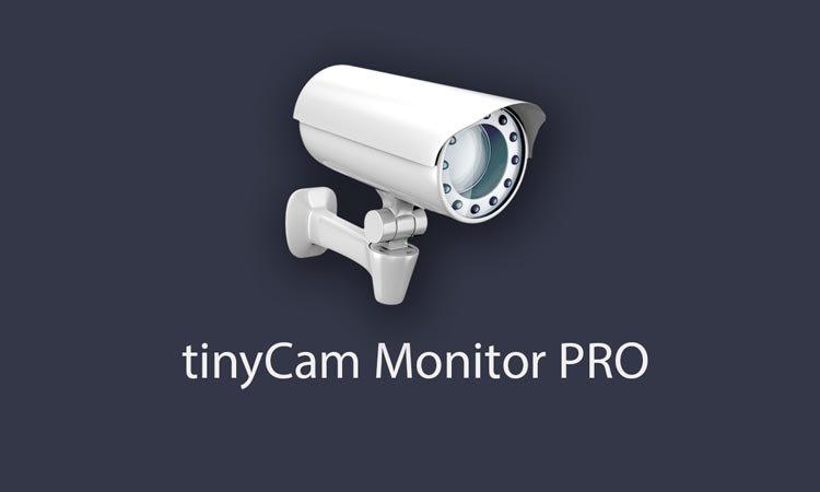 tinyCam Monitor PRO - приложение для видеонаблюдения. Видеомануал. Скачать