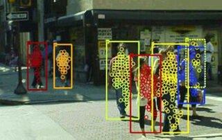 Еще одна функция видеоаналитики - распознавание человеческого тела