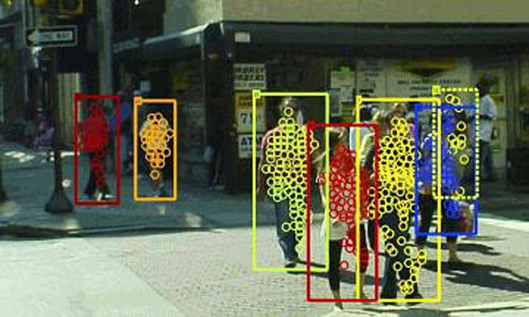 Еще одна функция видеоаналитики — распознавание человеческого тела