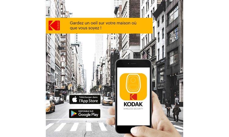 KODAK Wireless Security — приложение для видеонаблюдения. Видеомануал. Скачать
