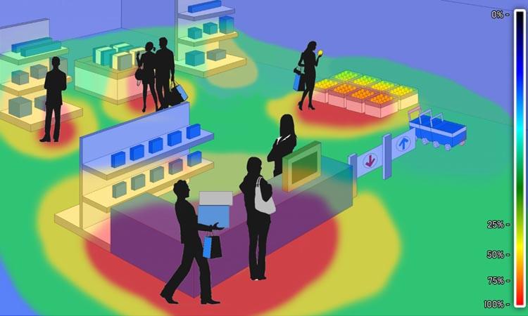 Бизнес-аналитика на основе систем видеонаблюдения
