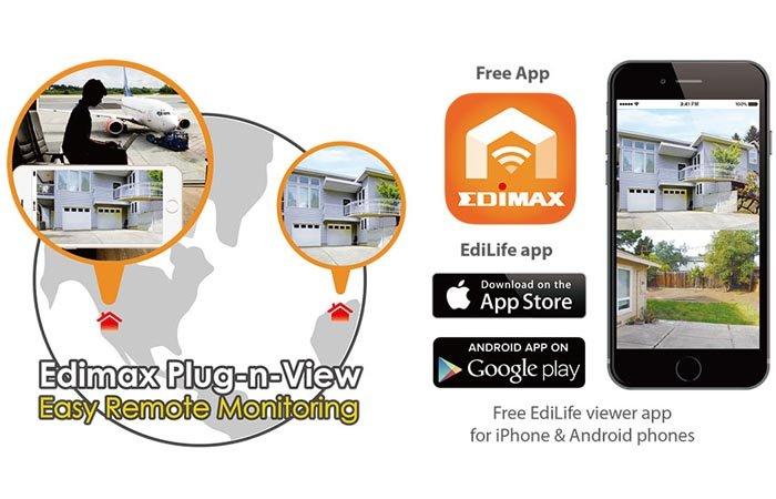 EdiLife - приложение для умного дома и видеонаблюдения. Мануал. Скачать