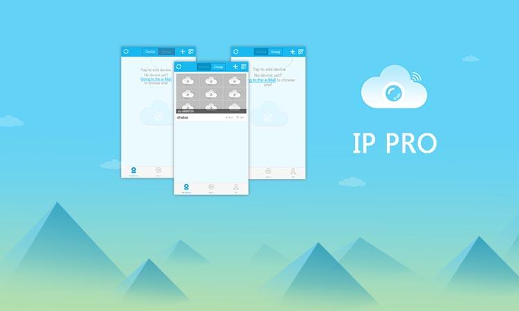IP Pro - приложение для видеонаблюдения. Руководство. Скачать