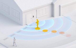 3D-обнаружение движения с помощью видеодомофона уже реальность