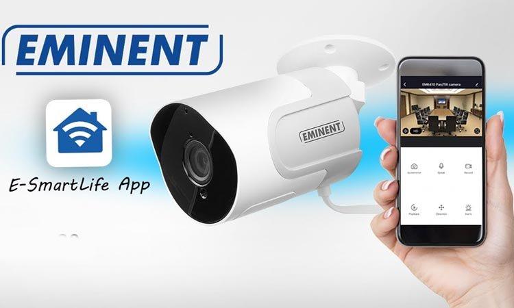 E-SmartLife - приложение для видеонаблюдения. Инструкция. Скачать