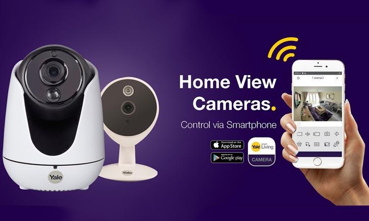 Yale Home View - приложение для видеонаблюдения. Инструкция. Скачать