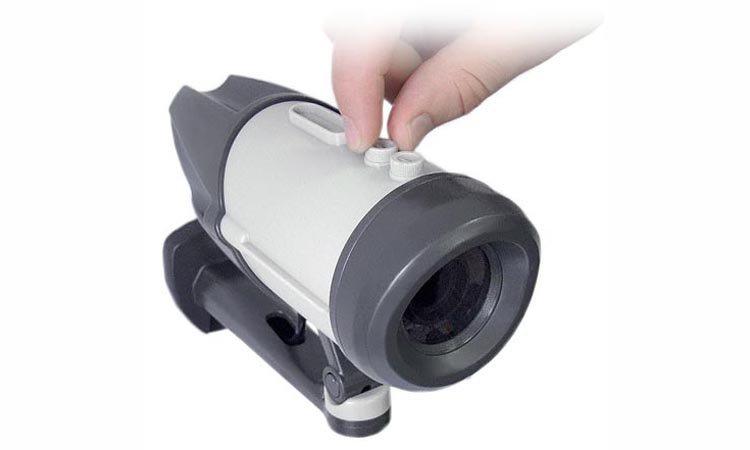 Настройка зума и фокуса в вариофокальной камере видеонаблюдения вручную